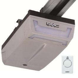 FAAC (Италия) D600 KIT автоматика для секционных ворот