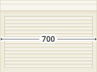Рольставни 700*1500  6 000 руб.